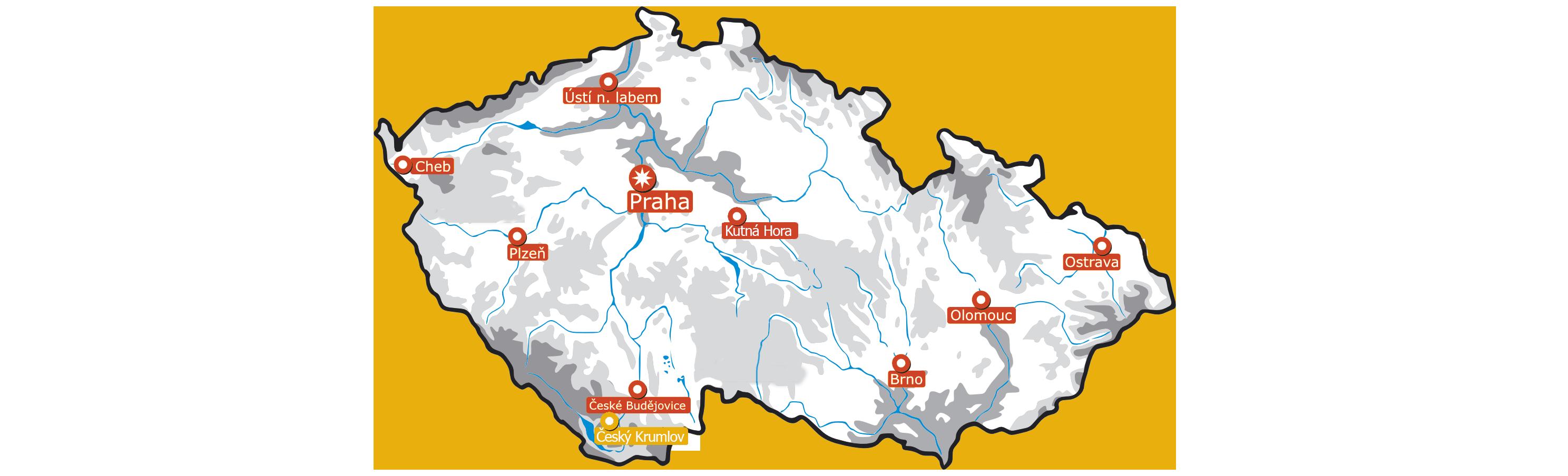 SCNAC mapa_ceske_republiky bez mest